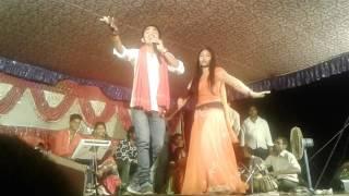 Piya Piya ratate piyar bhail dehiya BY ( CHULBUL SINGH )Stage show 2017.(1)