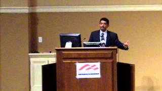 Dinesh D'Souza speaks at Bucknell University