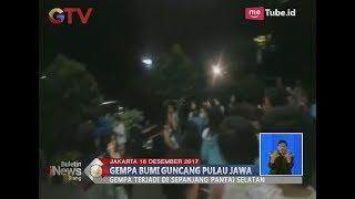 [Video Amatir] Video Penghuni Apartemen di Jakarta Berhamburan Keluar Saat Gempa - BIS 16/12