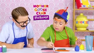 Johnny Johnny Yes Pappa Learn Colors with Mother Goose Club Playhouse | Videos for Kids Compilation