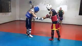 Taekwondo VS Muay Thai.  Parte 3