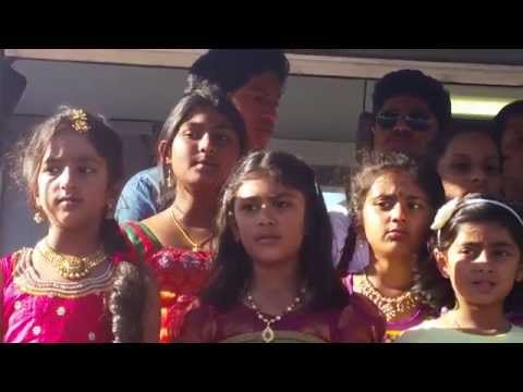 Xxx Mp4 Kabhi Ram Banke Bhajan Song Sung By LMA Sydney Students In SBS National Broadcast Radio 3gp Sex