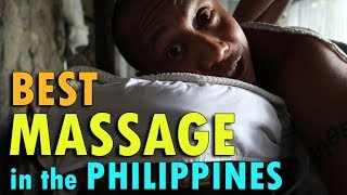 Best Massage in the Philippines! (NATURE WELLNESS VILLAGE)   May 24th, 2017   Vlog #123