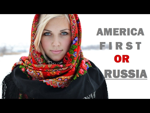 AMERICA first RUSSIA SECOND everysecondcounts ☭ Russia welcomes Trump