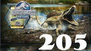 Турнир секодонтозавр 3 Jurassic World The Game прохождение на русском 205
