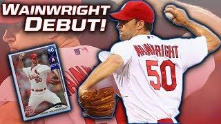 96 Adam Wainwright Debut! MLB The Show 17 Diamond Dynasty Gameplay