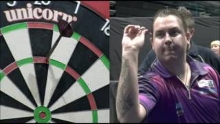 2016 Players Championship #16 - Kim Huybrechts vs Michael Smith