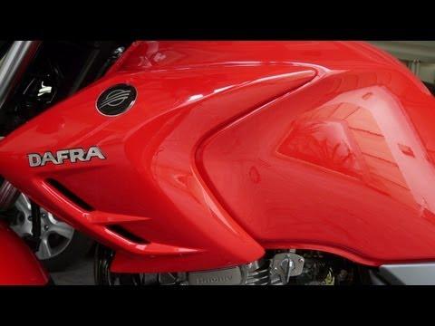 Teste Dafra Riva 150