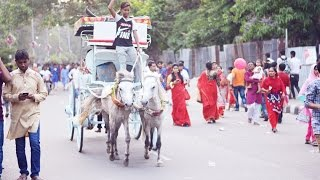 Boishakher Bikel Balay । বৈশাখের বিকেল বেলায় একটু ঘুরাঘুরি । Dhaka University Campus