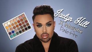 Jaclyn Hill x Morphe Palette Tutorial | Mac Daddyy | Angel Merino