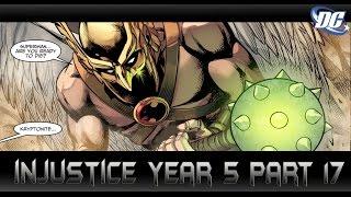 อาวุธที่จะใช้จัดการซุปเปอร์แมน[Injustice Year5 Part17]comic world daily