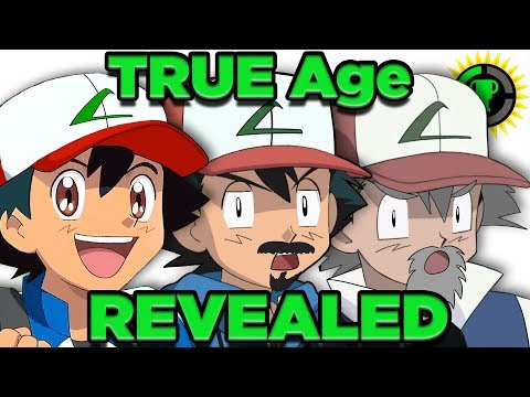 Xxx Mp4 Game Theory Ash S Age FINALLY Solved Pokemon 3gp Sex
