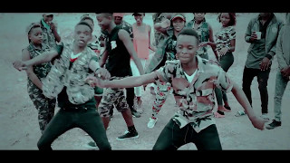 Waxy K - My Foot ft DMP (Official Video)