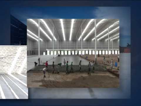 concreto para pisos industriales