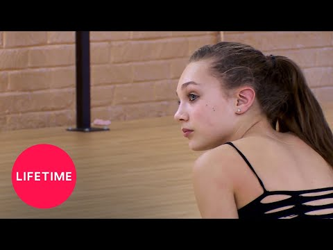Dance Moms Maddie s Last Solo Season 6 Flashback Lifetime