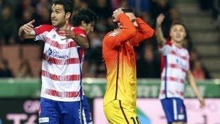 أهداف برشلونة 2 - 1 غرناطة | الدوري الإسباني 2013/02/16