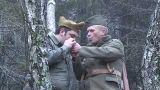 Partizani v Javornikih 1943
