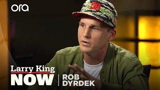 Squashing The Beef With Daniel Tosh   Rob Dyrdek   Larry King Now - Ora TV