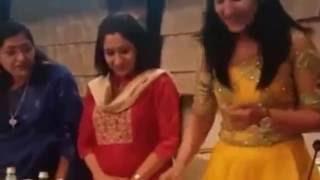 Shweta Mohan Birthday Celebrations | Nov 19 2016