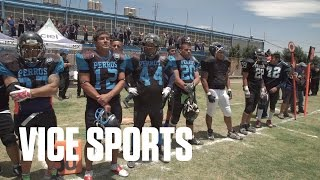 Futbol Americano en Santa Martha | El Penal