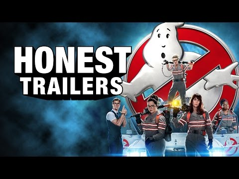 Honest Trailers Ghostbusters 2016
