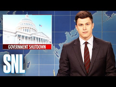 Weekend Update on the Government Shutdown SNL