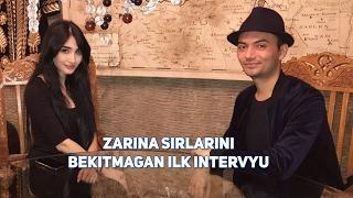 Zarina Nizomiddinova sirlarini bekitmagan ilk intervyu!
