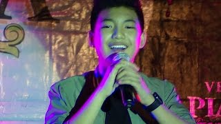 DARREN ESPANTO - See You Again (Live @ Venice Piazza!)
