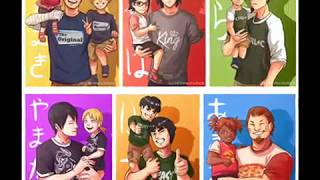 Father's Naruto - My Hero