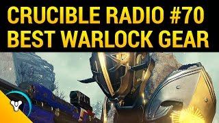 Crucible Radio Ep. 70 - Warlock Exotic Report Card