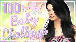 Let's Play : The Sims 4 100 Baby Challenge (Part 63) - What Are We Going To Do!!??