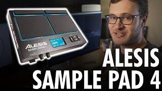 Alesis Sample Pad 4 Review | FREE DOWNLOAD