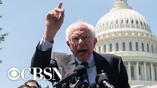Bernie Sanders proposes eliminating all student debt