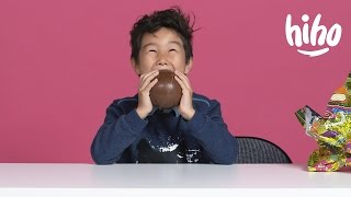 Kids Try MORE Easter Food!