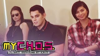 Angel Locsin, Richard Gutierrez, and Angelica Panganiban in one movie SOON!
