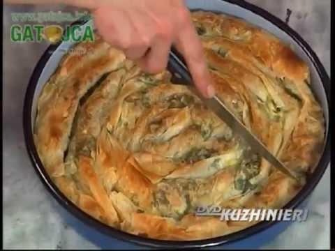 Gatojca Brum Pite e Shpejte Shkupi