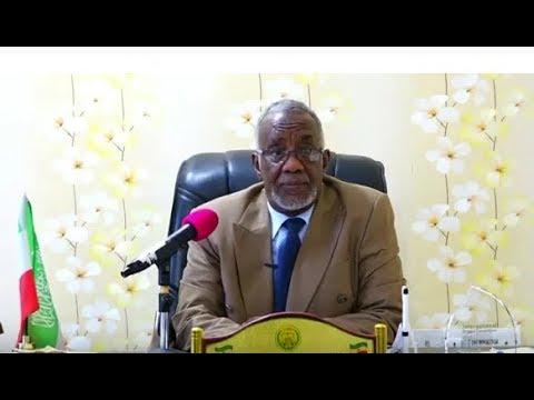 Xxx Mp4 DEG DEG Wasiirka Waxbarashada Somaliland Oo Ka Hadlay Cabashada Ka Dhalatay Deeqda Waxbarasho 3gp Sex