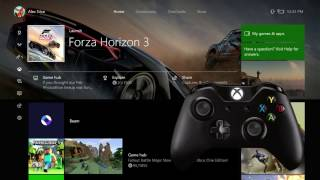 Xbox One Dashboard Update | Intro Video (March 2017)