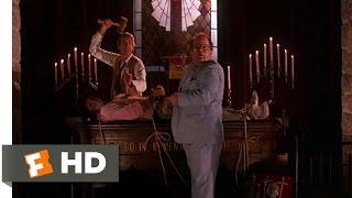 My Best Friend Is a Vampire (1987) - Saving Ralph's Neck Scene (10/11) | Movieclips