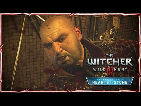 Witcher 3: Geralt Sides with Horst and then Kills Him - Maximilian Borsodi's House (Hearts of Stone)