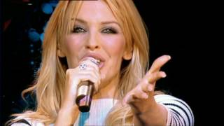 Kylie Minogue - On A Night Like This (Live Body Language 2003)