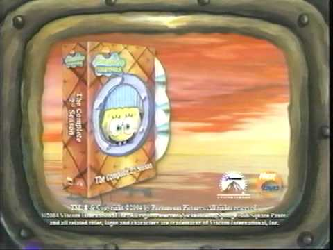 Opening To The Spongebob Squarepants Movie 2005 VHS