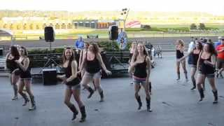 Boot Boogie Babes - Kick The Dust Up at Guys Weekend