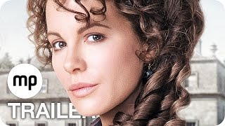 LOVE & FRIENDSHIP Trailer German Deutsch (2016)