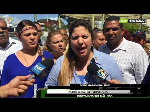 Xxx Mp4 Venezuela Diputada Nora Bracho Denunció Crisis Eléctrica En El Zulia VPItv 3gp Sex