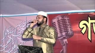 Urdu Nasheed by Mujahid Bulbul Live in Habra Bazar 2015