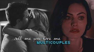 tell me you love me :: multicouples (hbd jorinde!)