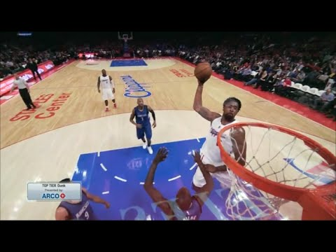 NBA MONSTROUS Alley Oop Dunks of 2014-2015!