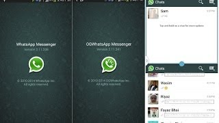 Using Two Whatsapp for both numbers on Dual Sim Phones