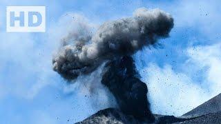 266. Volcano erupts on Kuchinoerabu Island